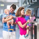 Hỏi Đáp: Vé máy bay trẻ em dưới 2 tuổi tính như thế nào