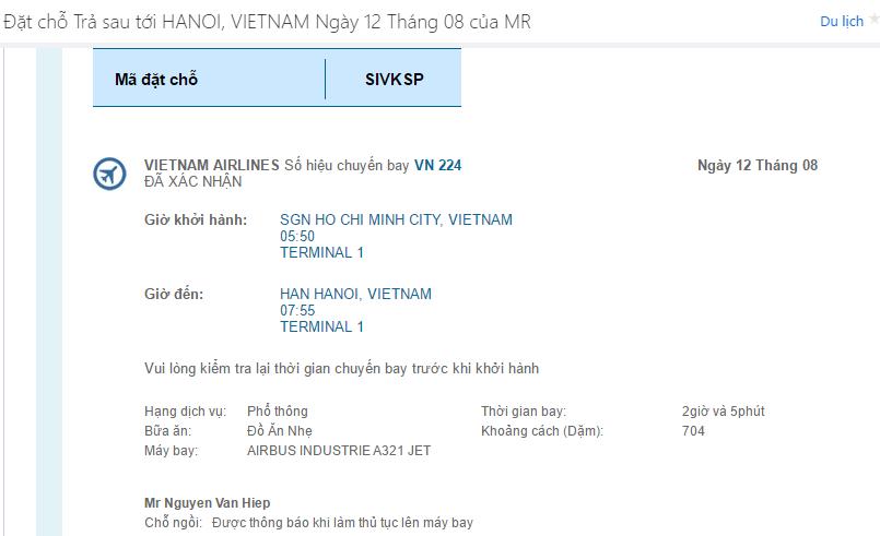 huong dan dat ve may bay vietnamariline 12