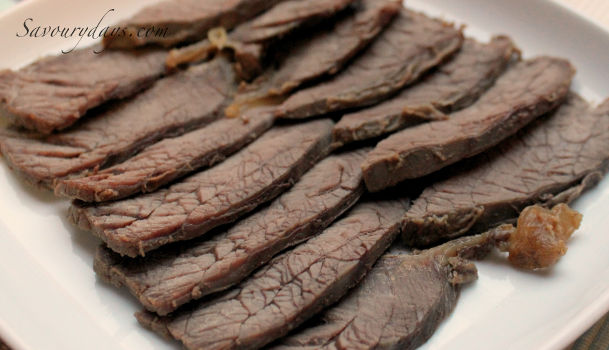 Thịt Bò Kho Rim