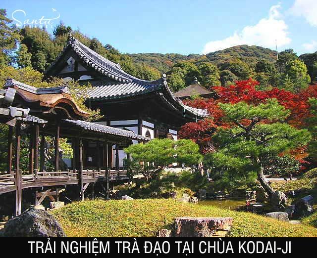 Mùa Thu Đẹp Như Mơ Tại KYOTO - Cố Đô Đẹp Nhất Nhật Bản