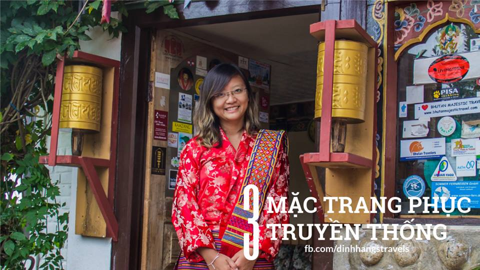 Bhutan #2: 10 điều cực đỉnh ở Bhutan