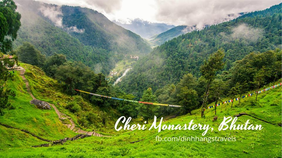 Bhutan #1: Đường đến Cheri hay đường tìm vào hạnh phúc thực sự