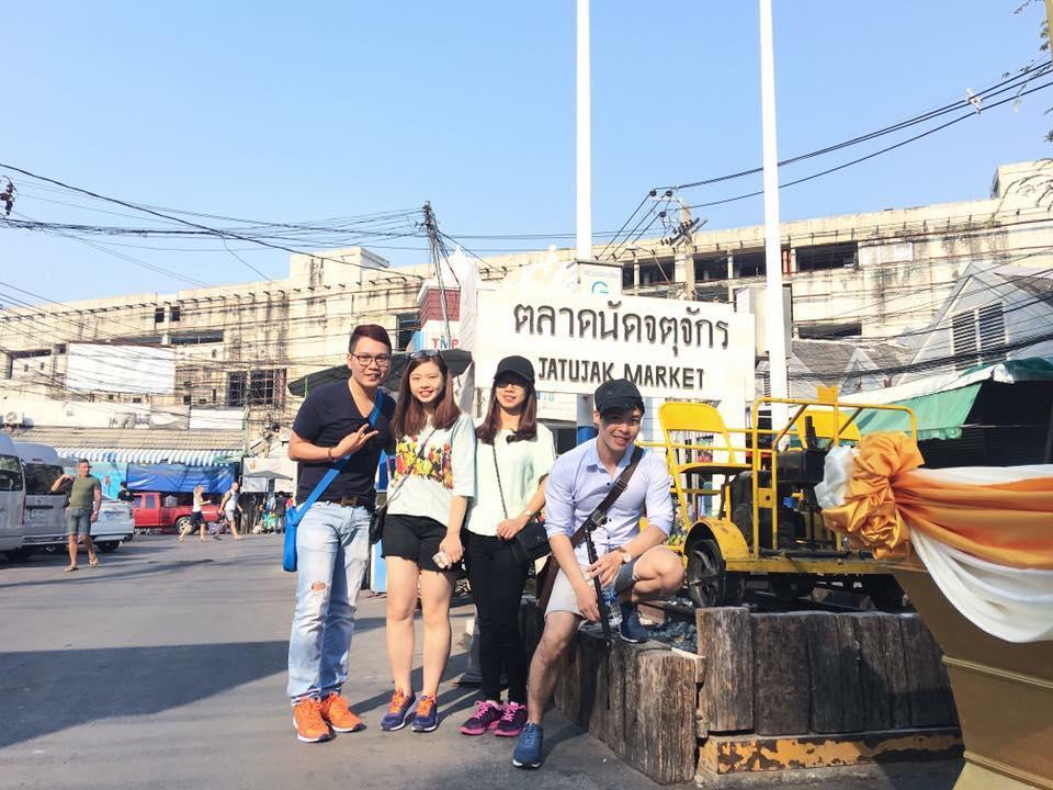 Đi để trở về - Huahin & Bangkok chỉ 2tr7/nguời 4 ngày 3 đêm