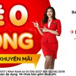 Vé máy bay tết 2018 – Bay vòng với giá siêu rẻ đến khó tin