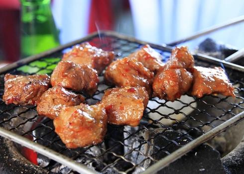 Bò nướng Lạc Cảnh - Món bò nướng ngon ở Nha Trang