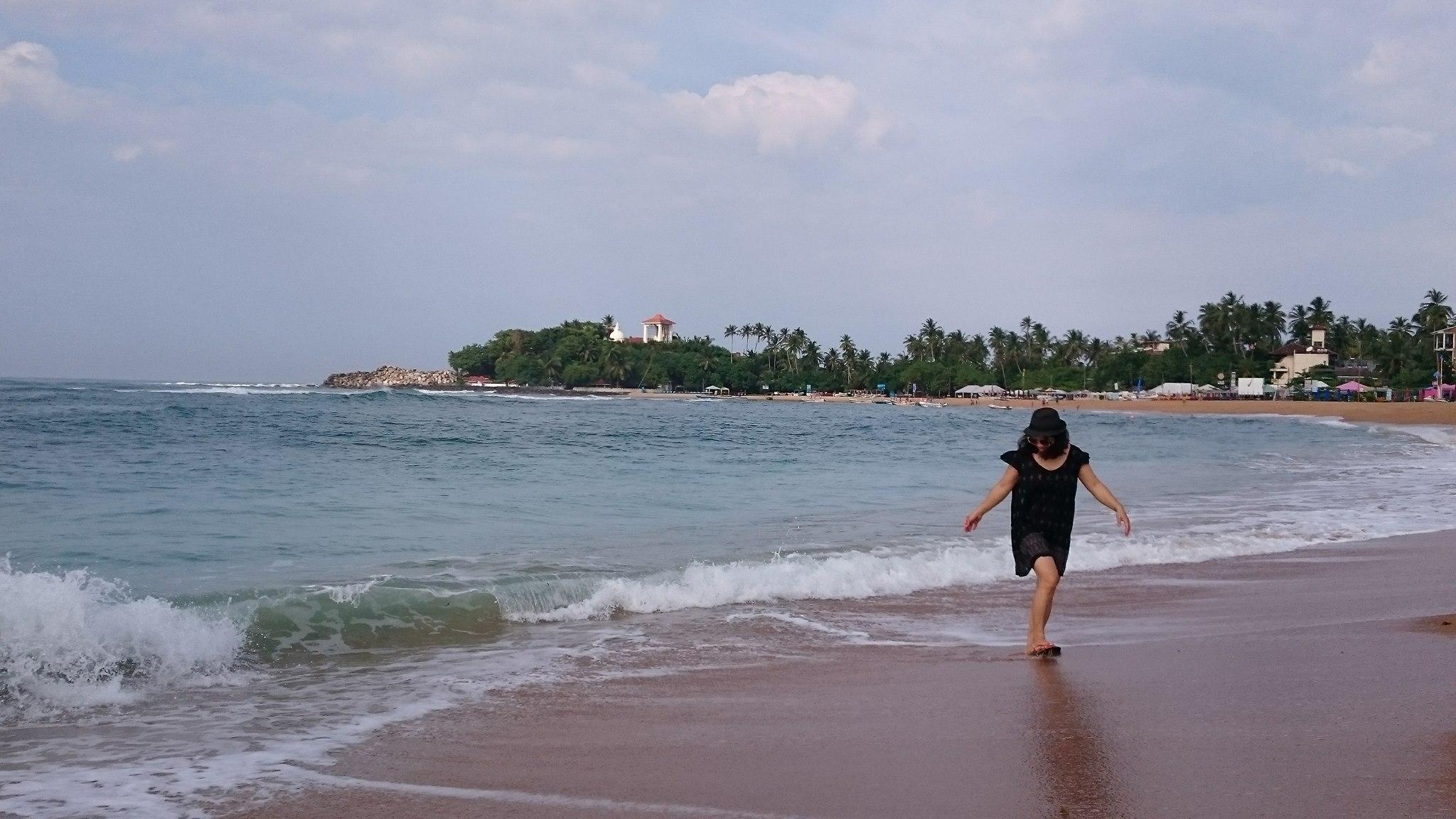 Một thoáng đâu đó bên bờ Ấn Độ Dương