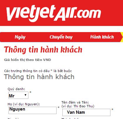 Hỏi đáp: Nên làm gì khi đặt vé máy bay sai tên?