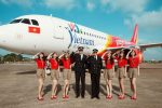 """Vietjet: Chương trình """"Hè bay free, đi thoả thích"""" với 1 triệu vé 0 đồng"""