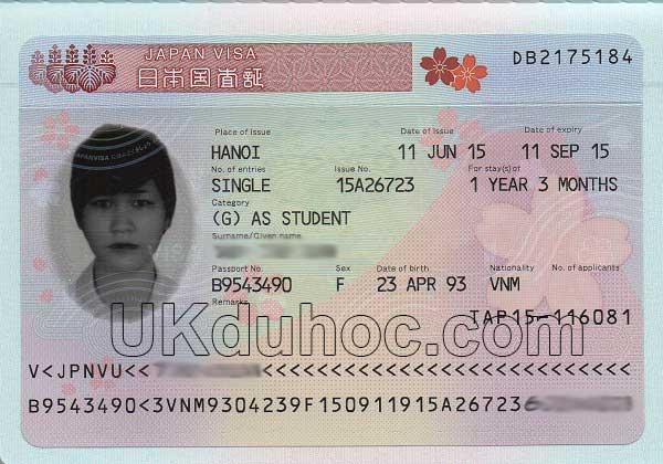 Làm thế nào để xin Visa đi du học Nhật