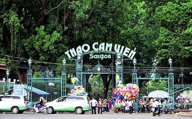 Bỏ túi các địa điểm vui chơi cuối tuần ở Sài Gòn