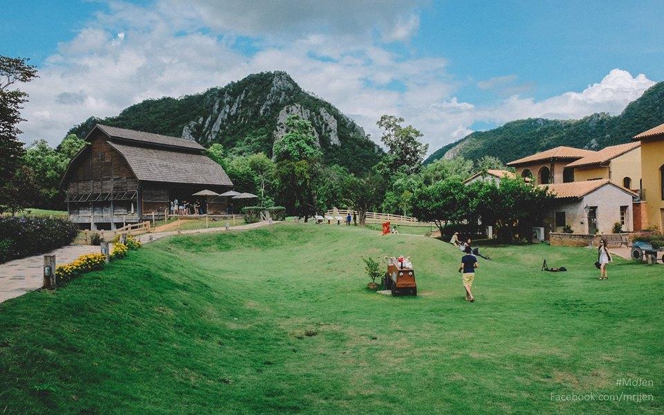 Sống chậm ở Khaoyai - Mợ Jen