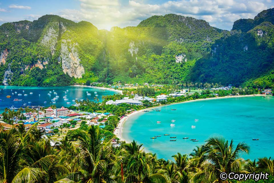 Hướng dẫn du lịch bụi đến thiên đường Krabi