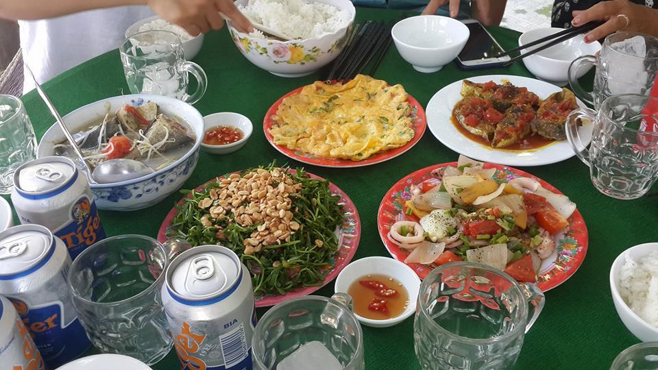 Review Cù Lao Chàm cho mấy bạn yêu biển đảo như mình