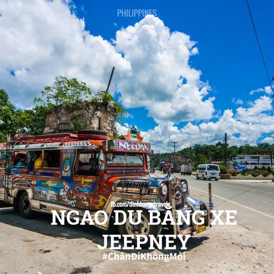 10 điều tuyệt vời nên làm ở Philippines, cách mua vé máy bay giá rẻ Manila