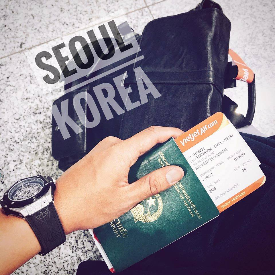 Review xin Visa Korea tự túc mới nhất