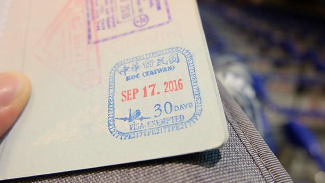 Hướng dẫn làm VISA Đài Loan thông qua visa các nước tiên tiến