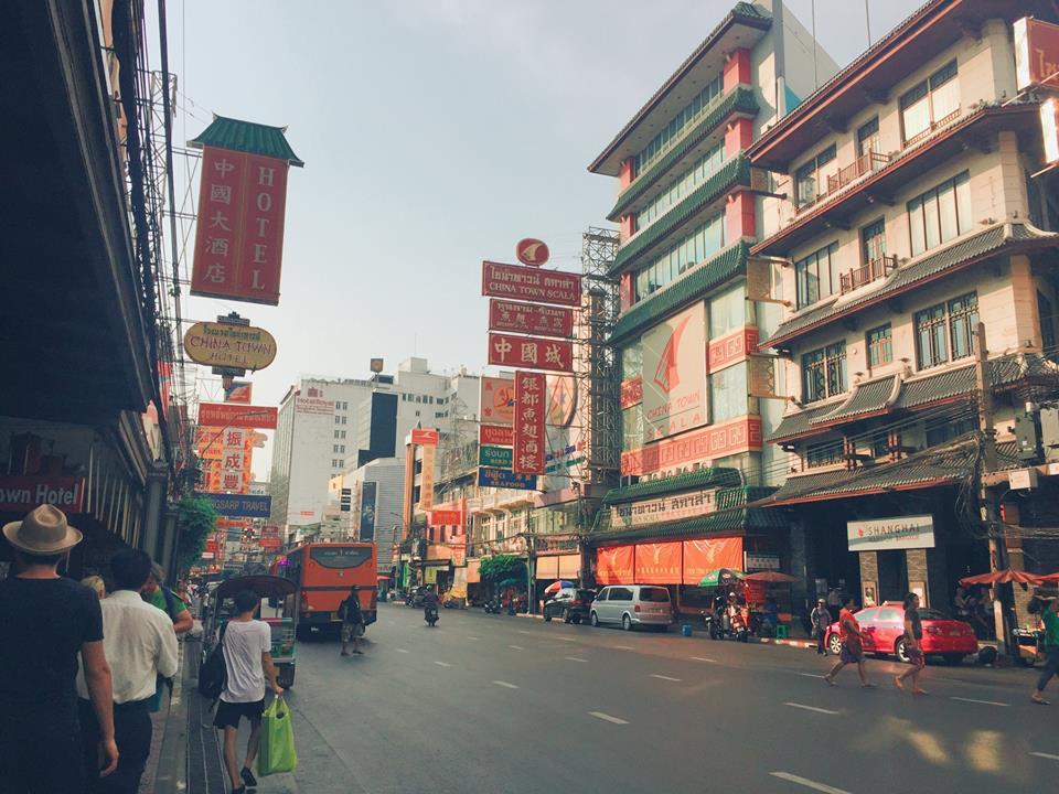 Kế hoạch đi Thái Lan tự túc - Không rành ngoài ngữ