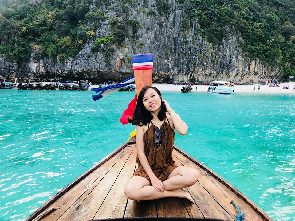 Review về chuyến đi Thái của vợ chồng mình Bangkok - Phuket - Koh Phi Phi