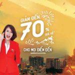 AirAsia Giảm Tới 70% Mọi Điểm Đến! Quá Rẻ Luôn!