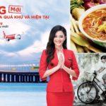 Hà Nội bay thẳng tới Penang, rất hot luôn (bay AirAsia nhé!)