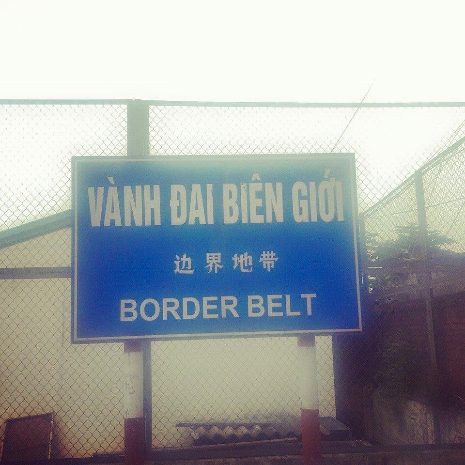 Chia sẻ trải nghiệm lần đầu xuyên biên giới Việt - Trung