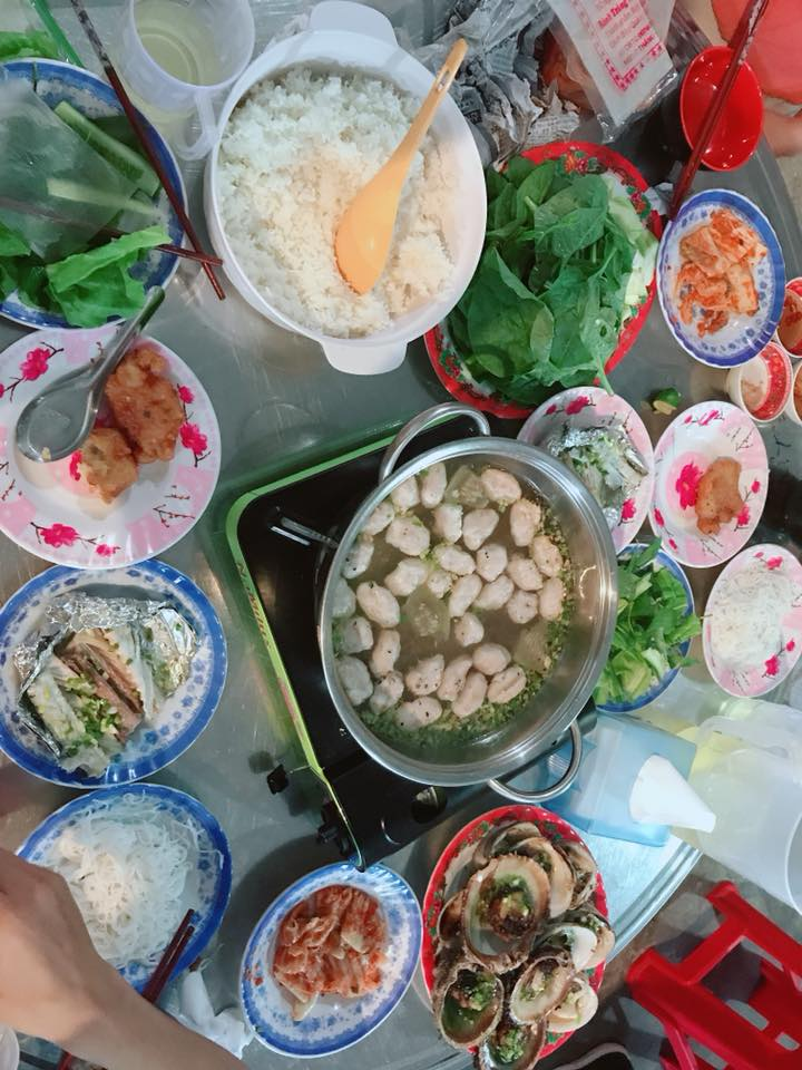 Review Nam Du 2 ngày 1 đêm chi tiết cụ thể nhất