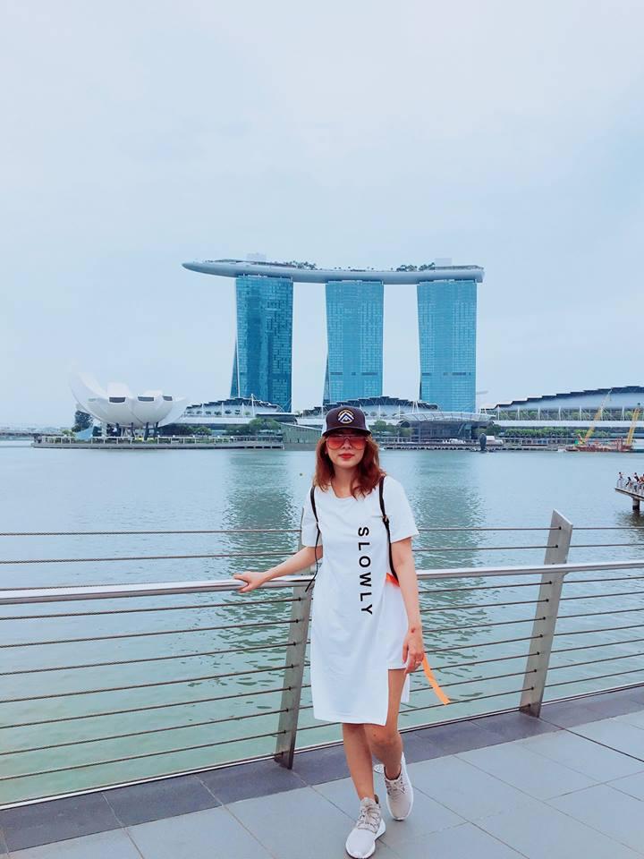 Review chuyến đi Singapore 4 ngày 3 đêm của đôi vợ chồng trẻ