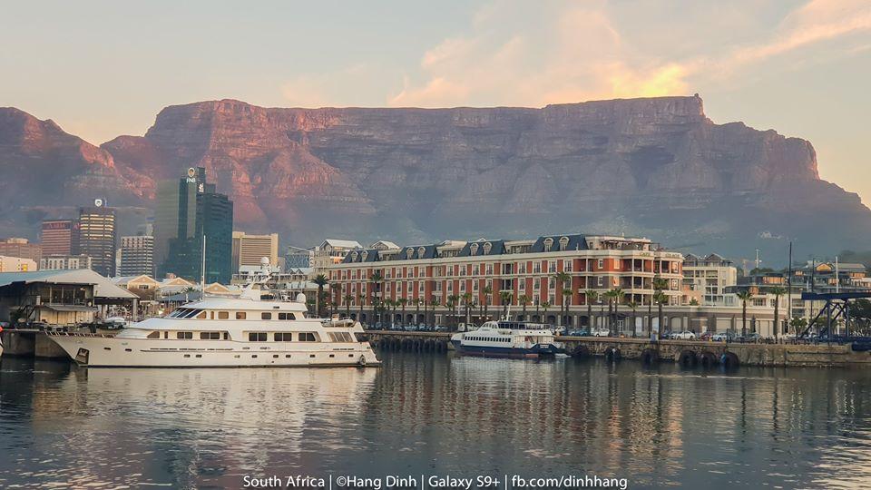 Có một mùa Thu rất ngọt ở Nam Phi - Dinh Hang's Travels
