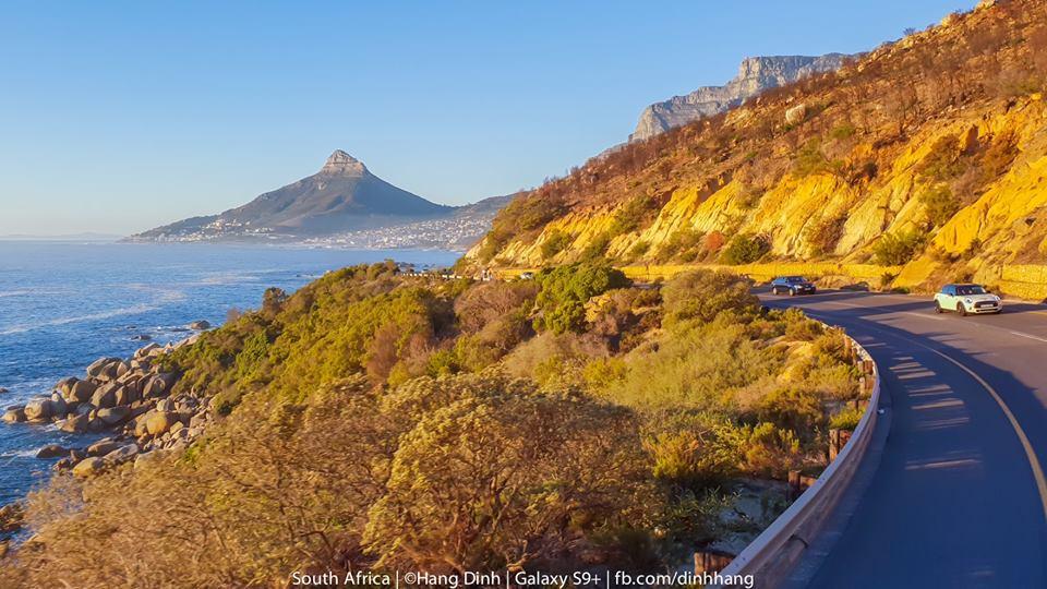 Tâm sự: Đi săn mặt trời ở Cape Town
