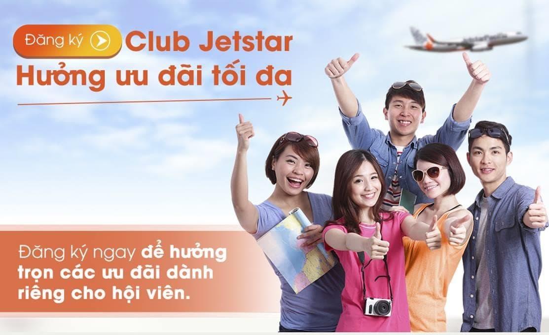 Jetsta - Club Jetstar - Phí hội viên chỉ 399,000đ - Gia nhập ngay!
