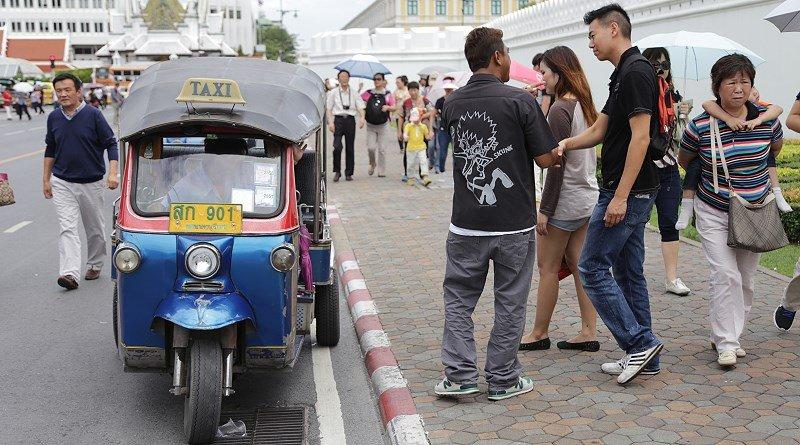 9 Chiêu lừa đảo du khách ở Thái Lan cần lưu ý