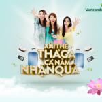 Vietnam Airline – Xài thẻ thả ga, cả năm nhận quà