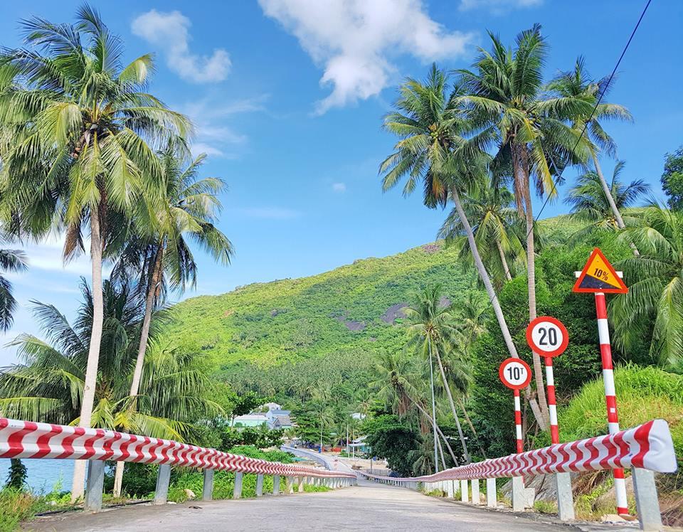 Địa Điểm Du Lịch: Hòn Sơn Rái - Xứ Sở Của Những Cây Dừa Cô Đơn