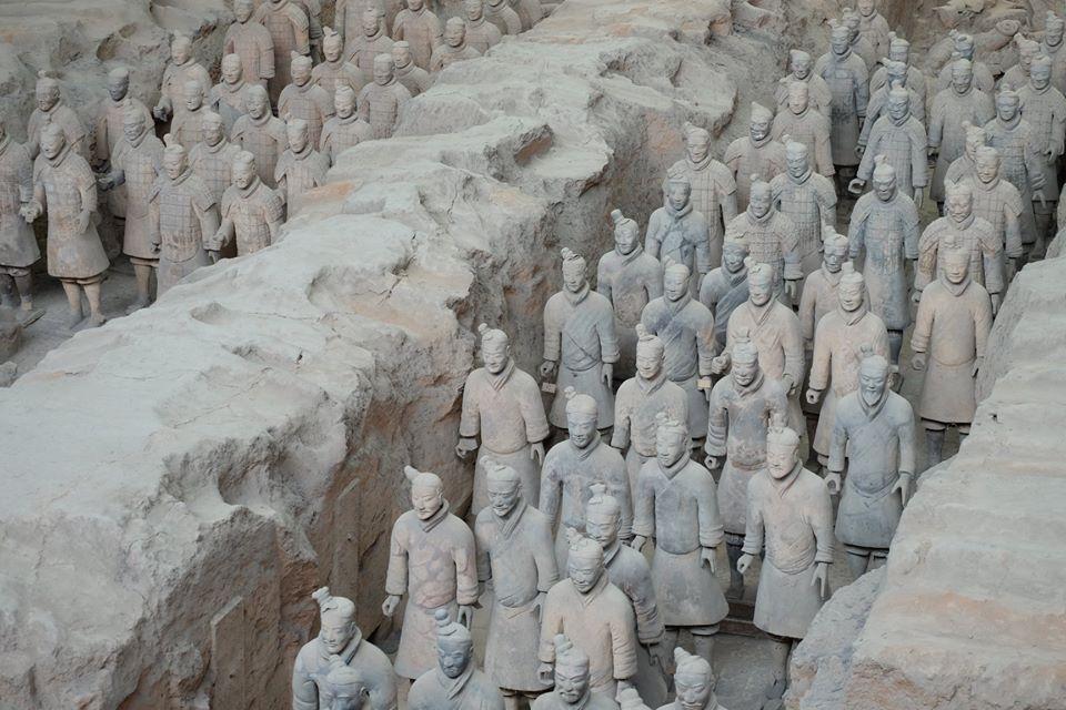 """Hành trình cưỡi ngựa sắt xem """"Trung Hoa"""""""