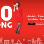 Quẩy năm 2019 với 5 triệu vé 0 đồng của AirAsia