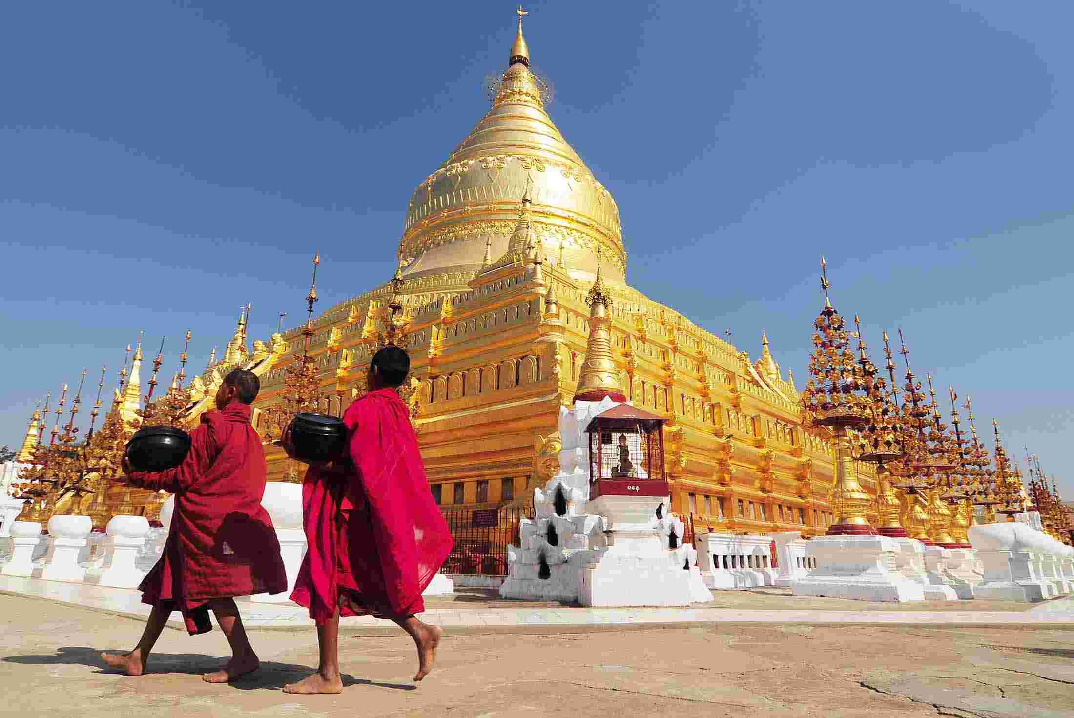 Đi du lịch tự túc Myanmar kèm lịch trình cụ thể