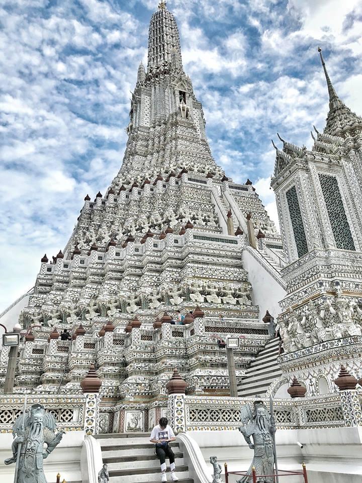 Nhật ký Bangkok 6 ngày 5 đêm - chi tiết nhất
