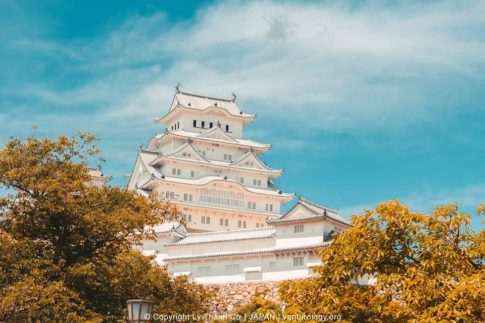 Review du lịch mùa thu ở Nhật Bản xinh đẹp chi tiết
