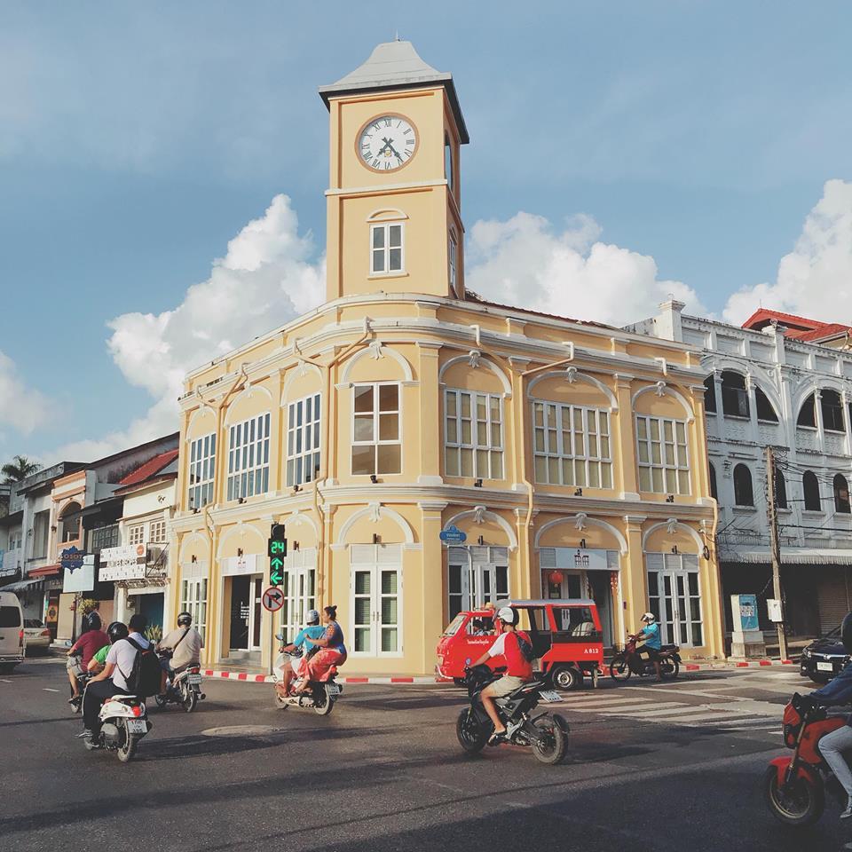 Review Phuket lần đầu, có gì khó đâu