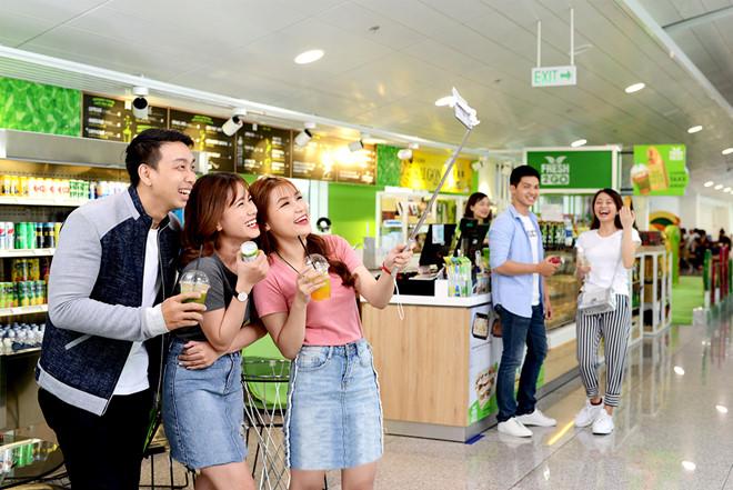 Mẹo: Mua sắm tiết kiệm tại cửa hàng tiện lợi sân bay