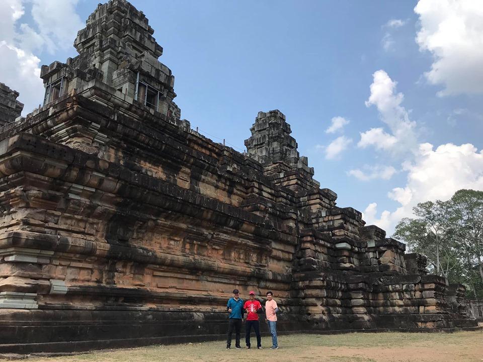 Chia sẻ kinh nghiệm khi đi phượt sang Campuchia