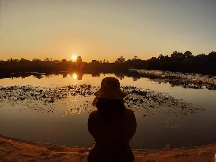 Xin Chia Sẻ Chút Kinh Nghiệm Về Siem Reap